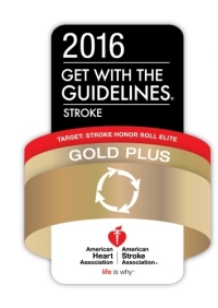 Gold Plus Stroke Certified